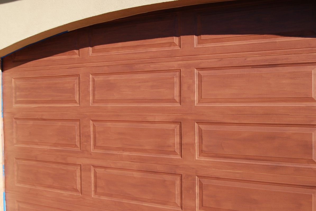 Review Clopay Faux Wood Garage Doors Extreme Makeover With