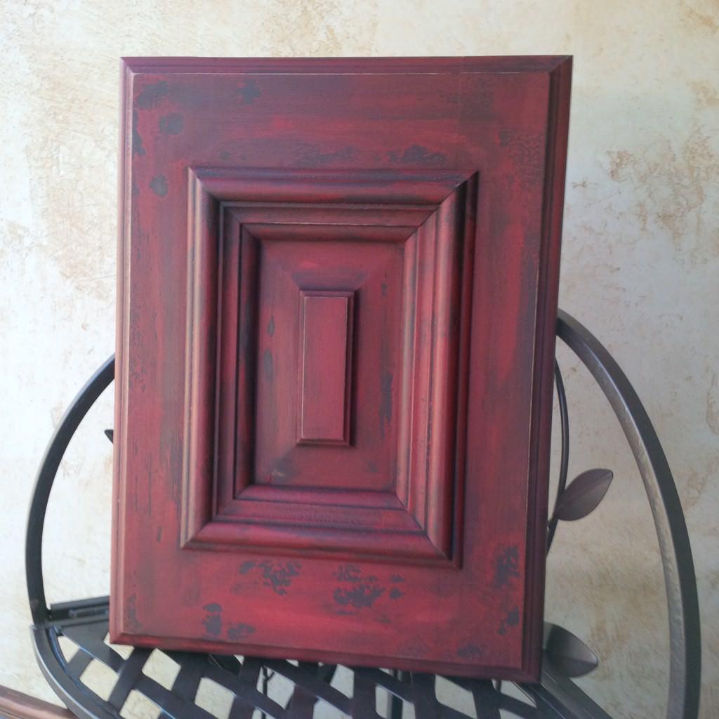 Faux Finish Kitchen Cabinets & Chalk Paint