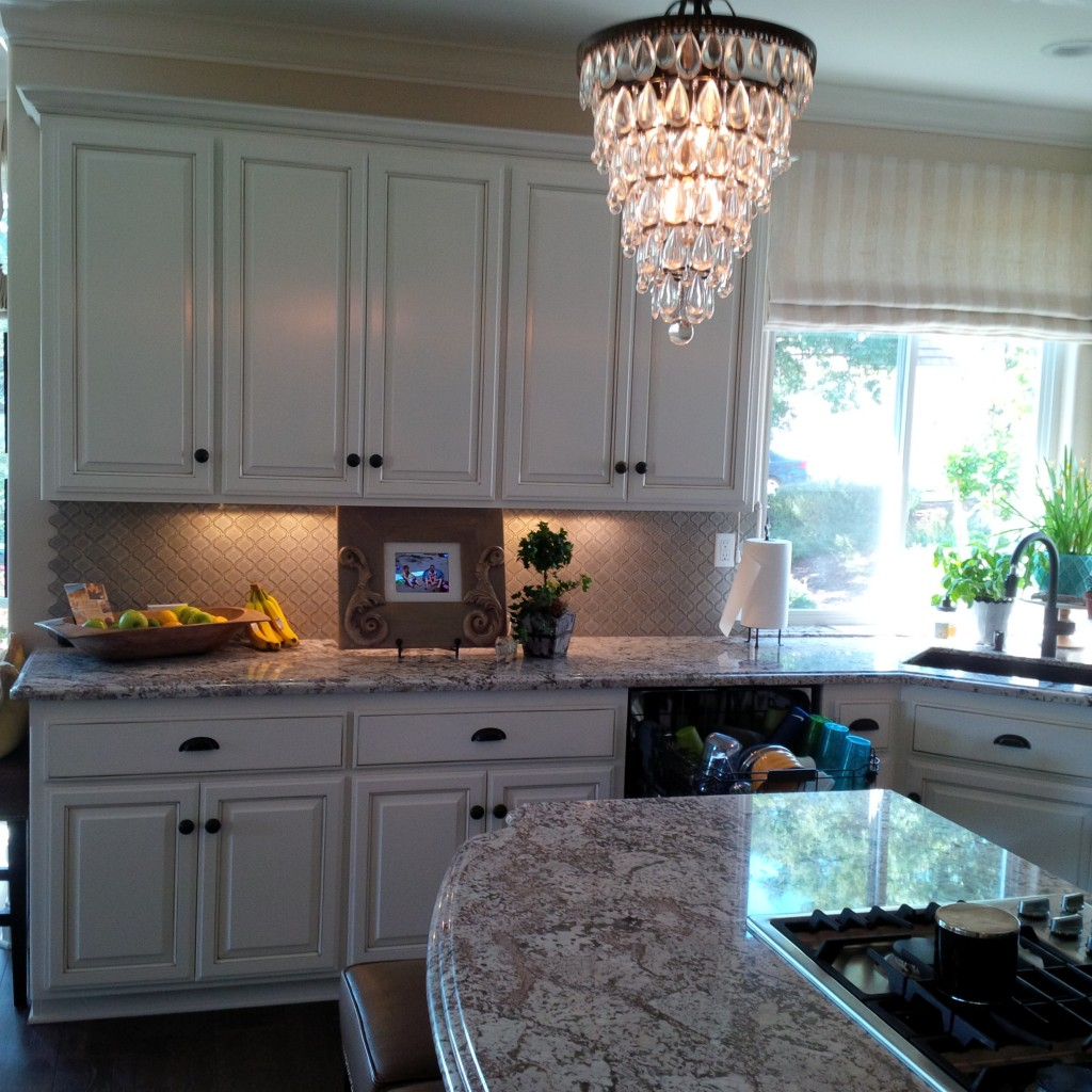 Is Chalk Paint Recommended For Kitchen Cabinets: Faux Finish Kitchen Cabinets & Chalk Paint